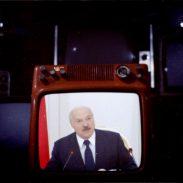 Лукашенко: [...] Да я на месте этого учителя голову отвернул щенку какому-то. В телефонах сидят там...